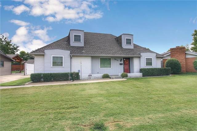 3712 Dow Drive, Oklahoma City, OK 73116 (MLS #930791) :: Homestead & Co