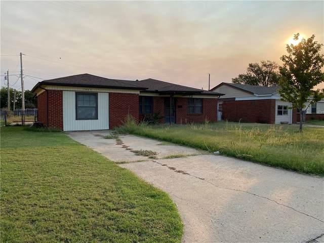 1407 Scott Street, Altus, OK 73521 (MLS #930797) :: ClearPoint Realty
