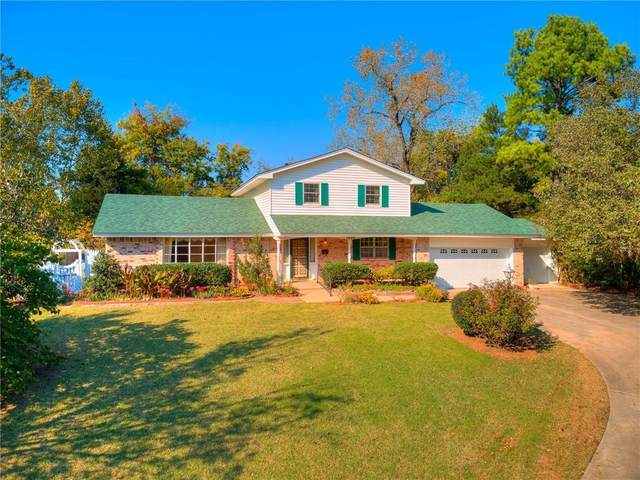 1909 Dougherty Drive, Shawnee, OK 74804 (MLS #930801) :: Homestead & Co