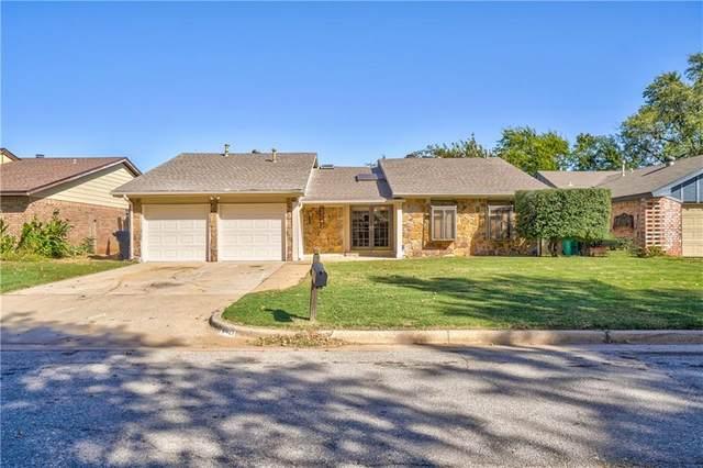 8421 NW 90th Street, Oklahoma City, OK 73132 (MLS #930824) :: Homestead & Co