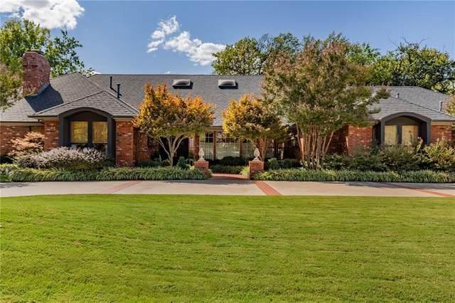 4608 Tamarisk Drive, Oklahoma City, OK 73142 (MLS #930842) :: Homestead & Co