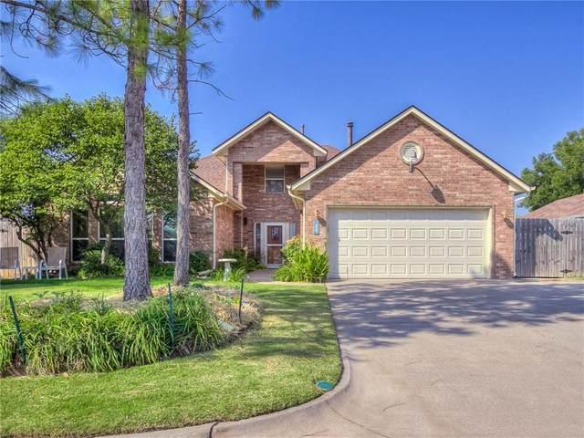 2513 Ridgewood Drive, Moore, OK 73160 (MLS #930850) :: Homestead & Co