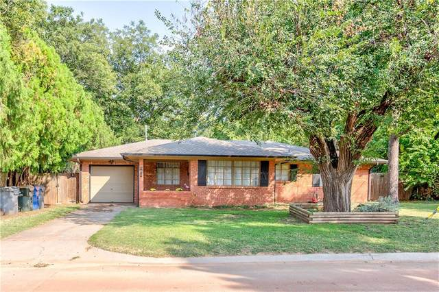 9610 Stratford Drive, Oklahoma City, OK 73120 (MLS #930861) :: Homestead & Co