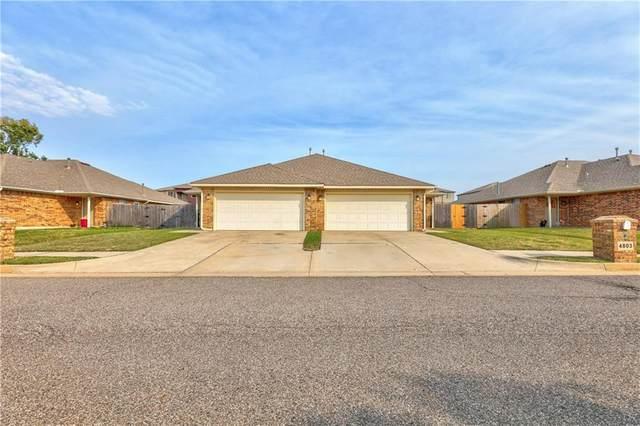 4803 SE 77th Street, Oklahoma City, OK 73135 (MLS #930879) :: ClearPoint Realty