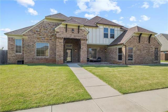 3201 Hampshire Lane, Oklahoma City, OK 73179 (MLS #930903) :: Homestead & Co