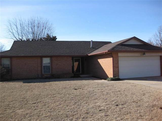 513 SW 24th Street, El Reno, OK 73036 (MLS #930908) :: Homestead & Co