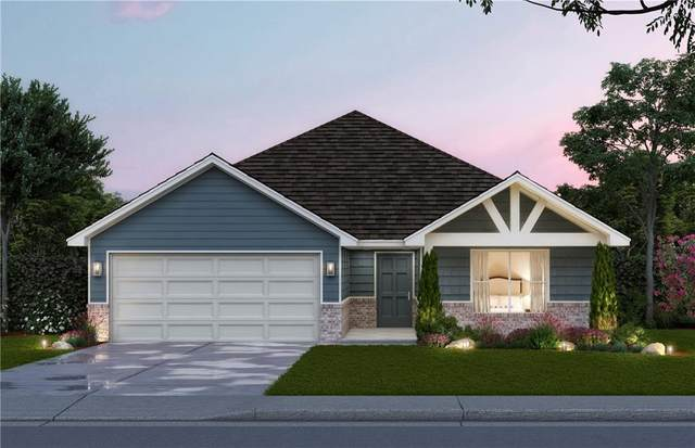8821 NW 129th Street, Oklahoma City, OK 73142 (MLS #930933) :: Homestead & Co