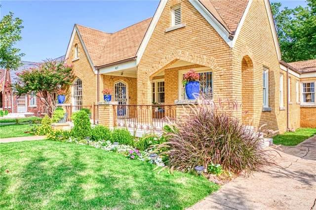 827 NE 20th Street, Oklahoma City, OK 73105 (MLS #930941) :: Homestead & Co