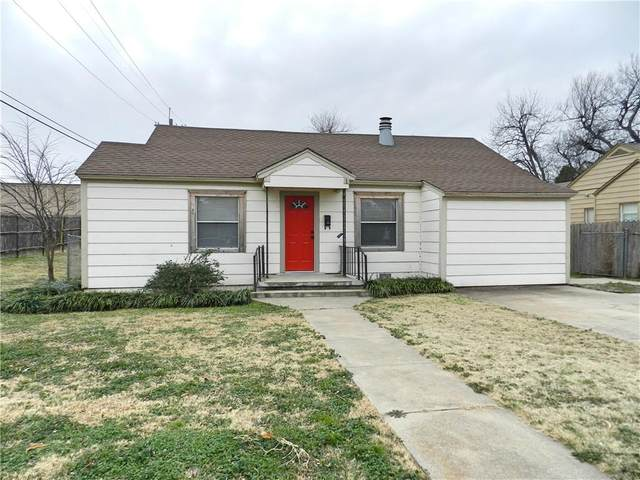 1106 NW Ash Avenue, Lawton, OK 73507 (MLS #930991) :: Homestead & Co