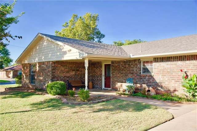 1201 N Elm, Weatherford, OK 73096 (MLS #930992) :: Homestead & Co