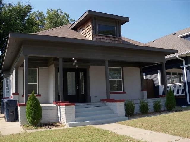 1627 N Klein Avenue, Oklahoma City, OK 73106 (MLS #931007) :: ClearPoint Realty