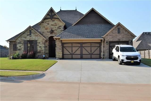 2316 W Earl Drive, Mustang, OK 73064 (MLS #931040) :: ClearPoint Realty