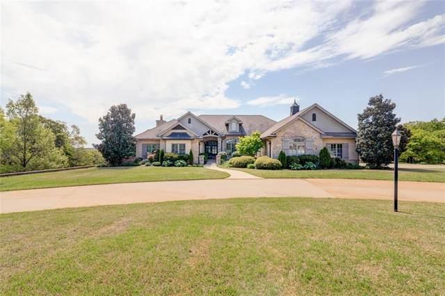 3823 W Deer Crossing Drive, Stillwater, OK 74074 (MLS #931045) :: Homestead & Co