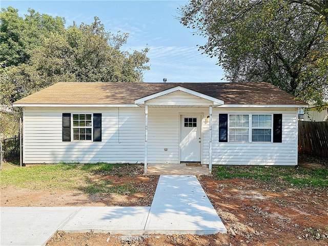 605 NW Ash Avenue, Comanche, OK 73529 (MLS #931060) :: Homestead & Co