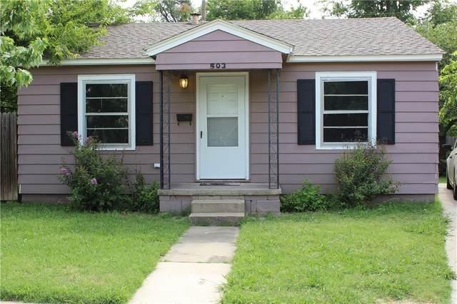 503 N University Boulevard, Norman, OK 73069 (MLS #931074) :: ClearPoint Realty