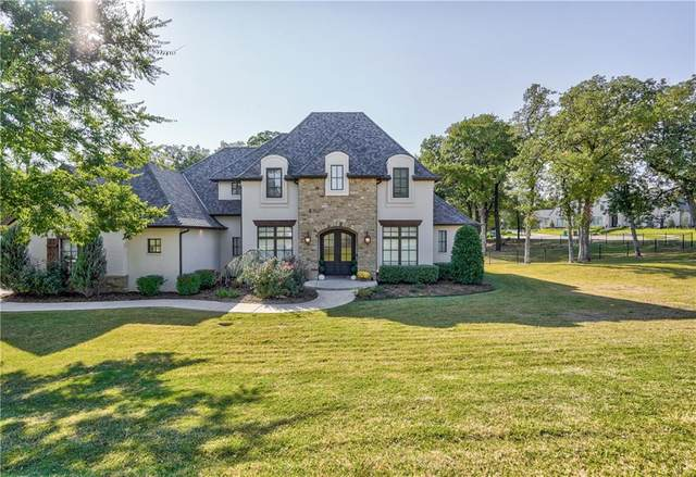 13417 Old Iron Road, Edmond, OK 73013 (MLS #931105) :: Homestead & Co