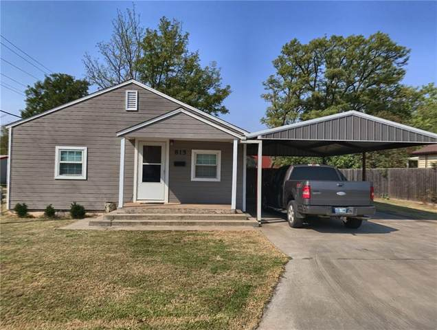 815 N Watkins, Elk City, OK 73644 (MLS #931112) :: Homestead & Co
