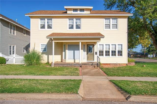 302 N Main Street, Elk City, OK 73644 (MLS #931121) :: Homestead & Co