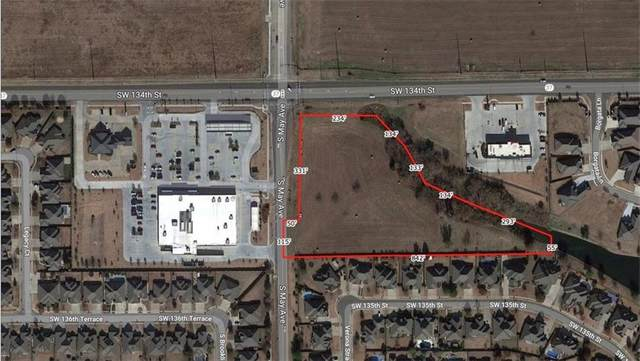 SW 134th & S May Avenue, Oklahoma City, OK 73170 (MLS #931136) :: Homestead & Co