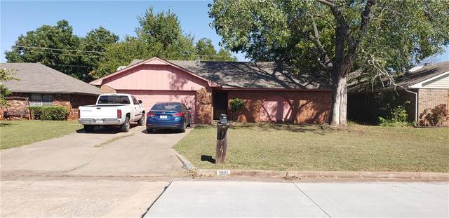 1910 Chandler Drive, Shawnee, OK 74801 (MLS #931149) :: ClearPoint Realty