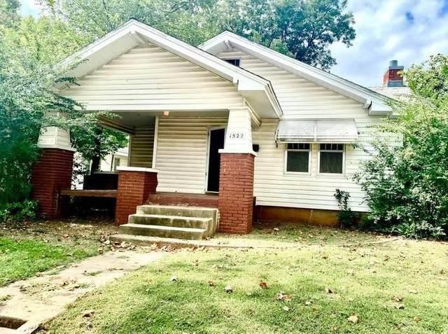1522 S 9th Street, Chickasha, OK 73018 (MLS #931154) :: Homestead & Co