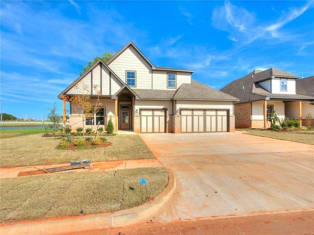 16400 Water Stone Way, Edmond, OK 73013 (MLS #931175) :: ClearPoint Realty