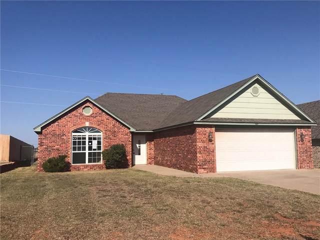 305 Maverick, Elk City, OK 73644 (MLS #931187) :: The Oklahoma Real Estate Group