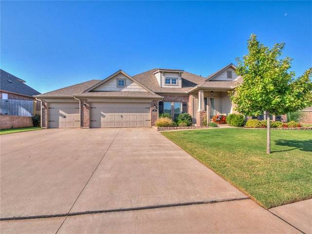 300 Sonora Lane, Norman, OK 73069 (MLS #931193) :: ClearPoint Realty
