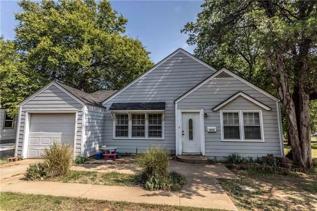 506 N 6TH Street, Weatherford, OK 73096 (MLS #931224) :: The UB Home Team at Whittington Realty