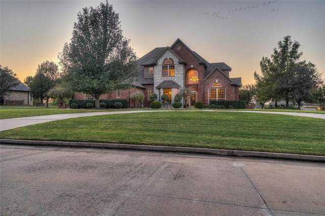 1012 Muirfield Drive, Shawnee, OK 74801 (MLS #931225) :: Homestead & Co