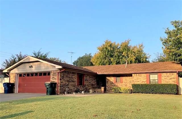 3110 Heatherwood Drive, Chickasha, OK 73018 (MLS #931250) :: Homestead & Co