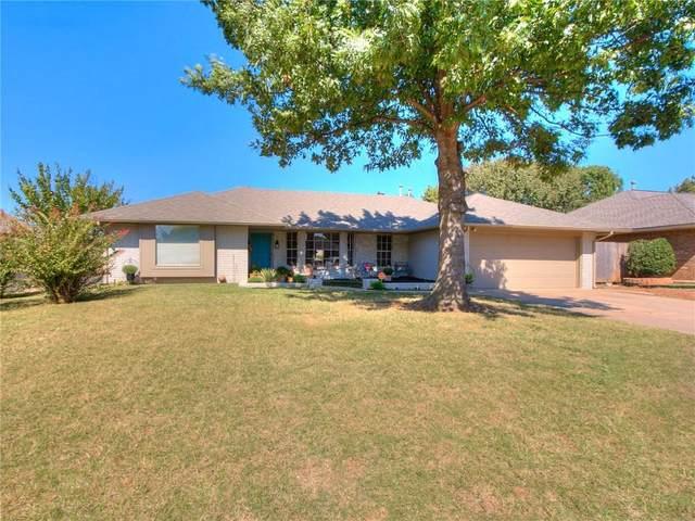 6301 NW 83rd Street, Oklahoma City, OK 73132 (MLS #931262) :: Homestead & Co