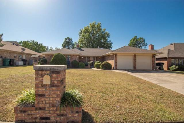 604 SW 102nd Street, Oklahoma City, OK 73139 (MLS #931282) :: Homestead & Co
