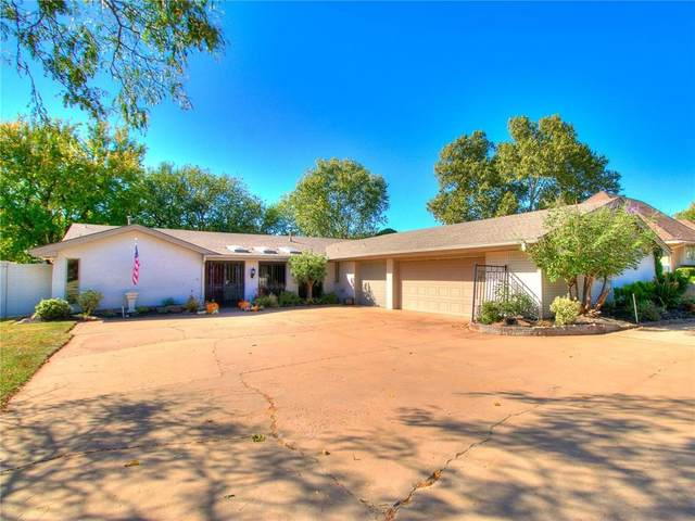12833 Cedar Springs Road, Oklahoma City, OK 73120 (MLS #931290) :: Erhardt Group at Keller Williams Mulinix OKC