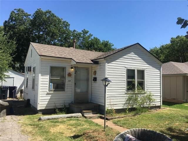 329 SE 45th Street, Oklahoma City, OK 73129 (MLS #931334) :: Homestead & Co