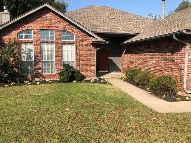 1408 Jami Drive, Norman, OK 73071 (MLS #931342) :: Homestead & Co