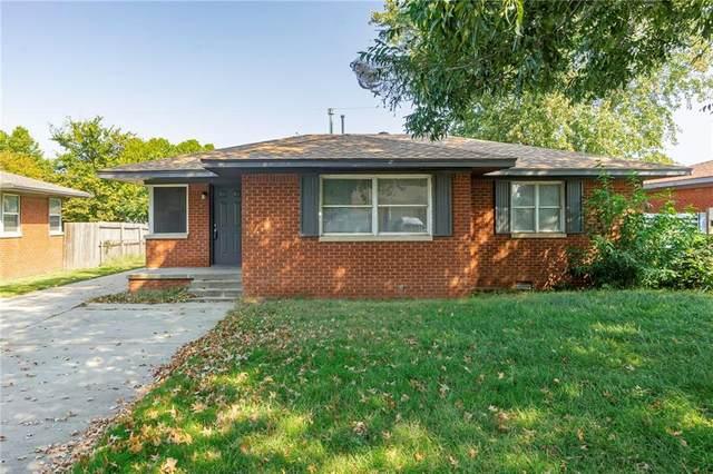 4225 NW 21st Street, Oklahoma City, OK 73107 (MLS #931350) :: ClearPoint Realty