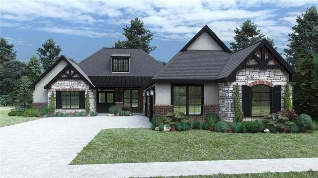8016 Ridge Creek Road, Edmond, OK 73034 (MLS #931384) :: Homestead & Co