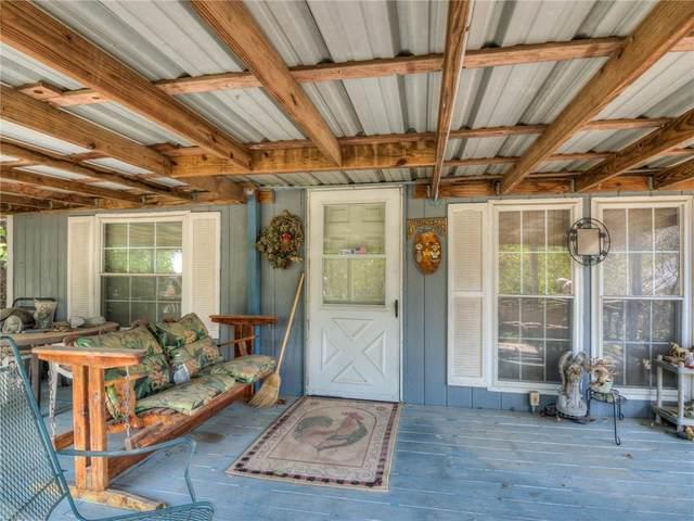114561 Springcreek Road, Eufaula, OK 74432 (MLS #931398) :: Homestead & Co