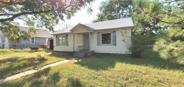 218 N 12th Street, Tecumseh, OK 74873 (MLS #931407) :: Homestead & Co