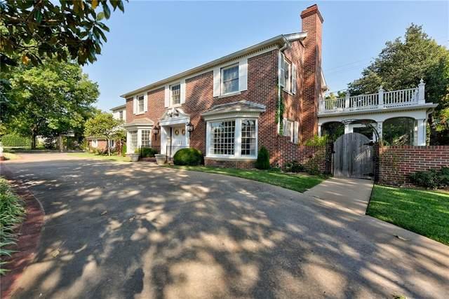 1703 Kingsbury Lane, Nichols Hills, OK 73116 (MLS #931435) :: Homestead & Co