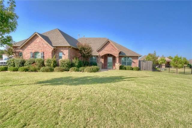 7809 SW 87th Circle, Oklahoma City, OK 73169 (MLS #931453) :: Homestead & Co