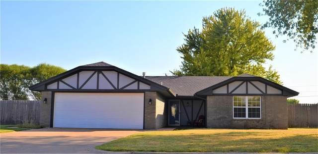 120 W Maple Street, Cordell, OK 73632 (MLS #931471) :: Homestead & Co