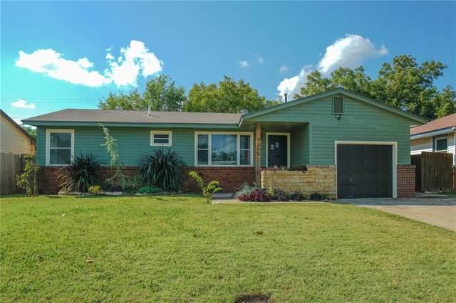 4609 N Libby Avenue, Warr Acres, OK 73122 (MLS #931481) :: Keri Gray Homes