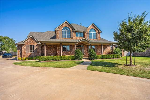 608 Elizabeth Drive, Okarche, OK 73762 (MLS #931486) :: The UB Home Team at Whittington Realty