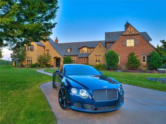 11224 Hillsdale Drive, Edmond, OK 73013 (MLS #931541) :: ClearPoint Realty