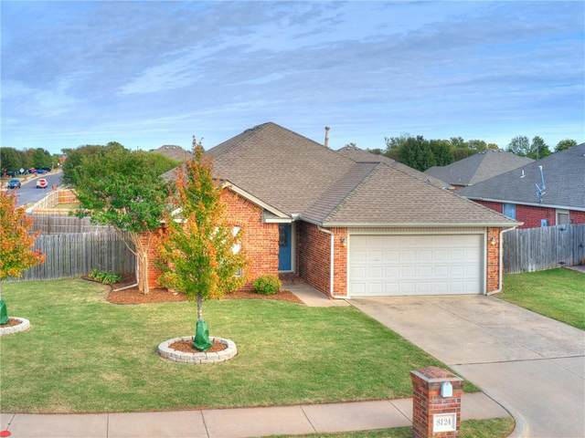 8124 Azurewood Drive, Oklahoma City, OK 73135 (MLS #931543) :: Homestead & Co