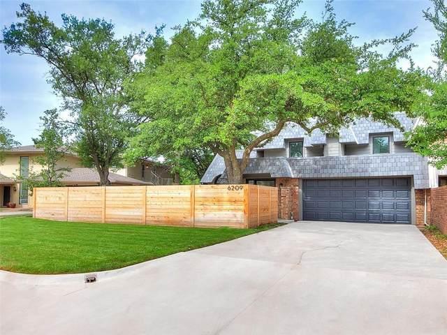 6209 Diane Drive, Oklahoma City, OK 73118 (MLS #931564) :: The UB Home Team at Whittington Realty