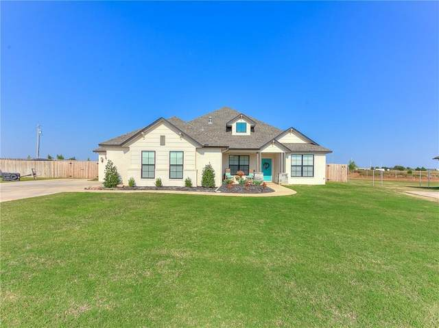 6100 Lincoln Road, Edmond, OK 73025 (MLS #931584) :: Homestead & Co