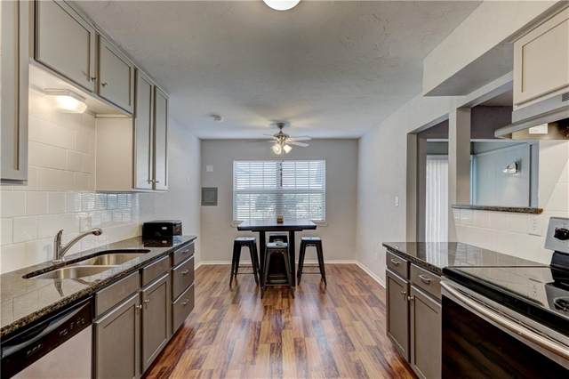 1725 E Lindsey Street #1, Norman, OK 73071 (MLS #931585) :: ClearPoint Realty